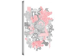 Pencildelic Gallery Wrapped Canvas 2-Sizes