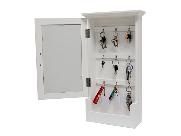 Wall Mount Key Cabinet (2 Colors