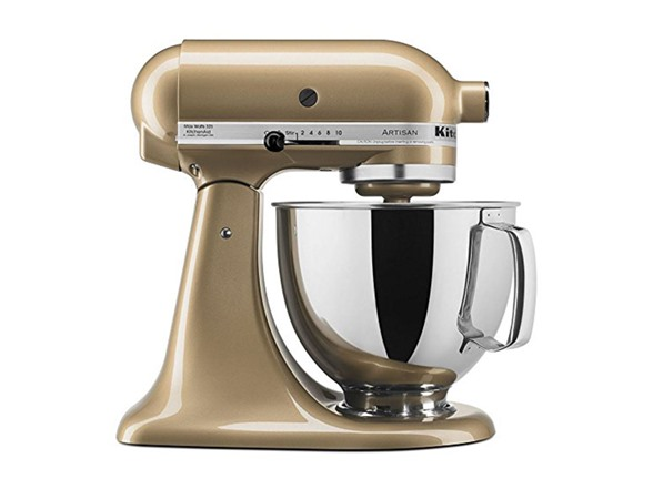 Kitchenaid artisan series 5qt tilt head stand mixer for Kitchenaid f series