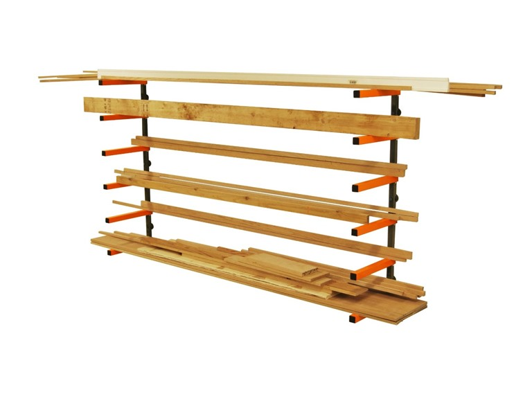 Portamate Wood Storage Lumber Rack