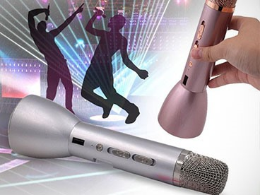 Koolulu Kool Karaoke + Power bank + Speaker