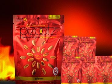 Pizootz 'Inferno' Nuts