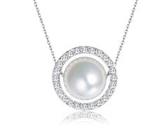 Crystal Harbor Necklace