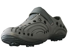 Dawgs Brw/ Blk Golf Shoes (Youth Sizes)