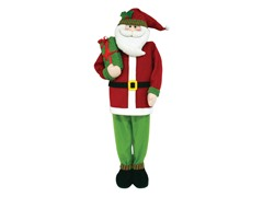 "62"" Collapsible Santa"