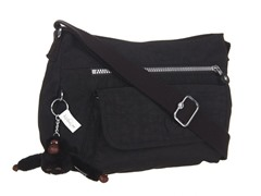 Syro Shoulder Bag, Black