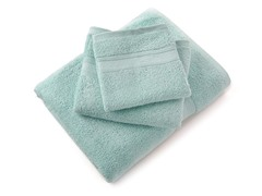MicroCotton Aertex 3Pc Towel Set-SeaGlass