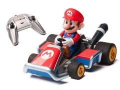 Carrera 2.4GHz Mario Kart 7 R/C Car