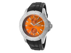 Pro Diver Watch, Orange