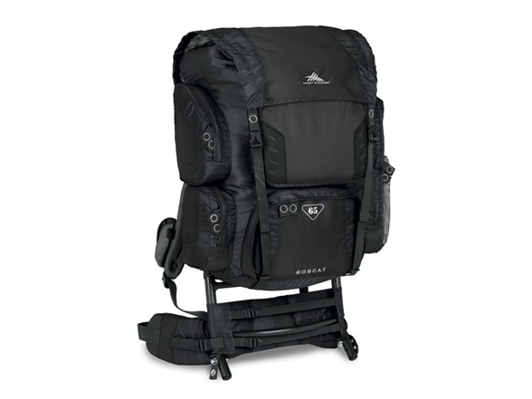 high sierra external frame backpacks sports outdoors