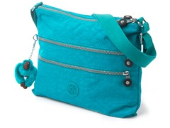 Kipling Alvar Shoulder/Cross-Body, Turquoise