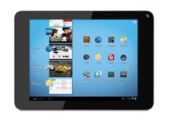 "Coby 8"" Capacitive Touchscreen Tablet"