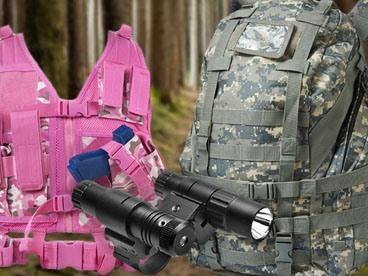 NC Star & Vism Tactical Gear