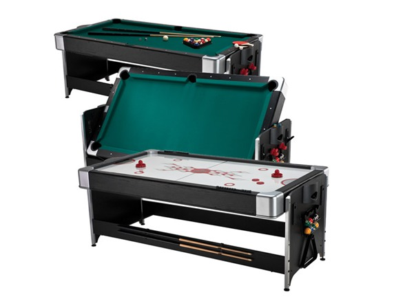 Awesome Fat Cat 2 In 1 7u0027 Pockey Game Table