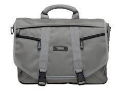 Small Messenger Bag - Platinum