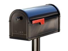 Sonoma Metal Mailbox, Black