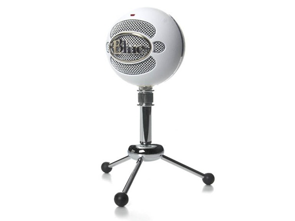 snowball usb microphone white. Black Bedroom Furniture Sets. Home Design Ideas