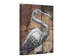 Shoreditch By Roa - Wrapped Canvas