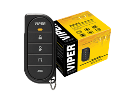 Viper 1-way Security System with Remote