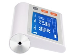 "Slim ""Talking Blood Pressure Monitor"" - White"