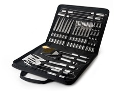 32-Piece BBQ Tool Set in Tote Bag