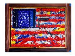 Roderick Stevens 'American Paint'