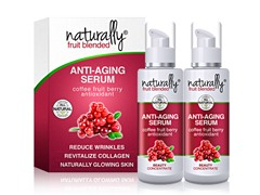 Naturally Fruit Blended Anti Aging, 2-Pack