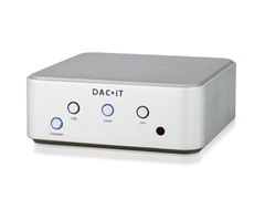 Peachtree Audio Digital to Analog Converter