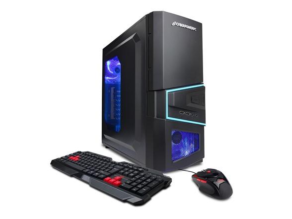 GU2175 AMD FX 8-Core, R7-250 2GB Desktop