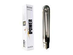 600-Watt Super HPS Light Bulb