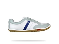TRUE Linkswear Men's Golf Shoe, Navy (8)