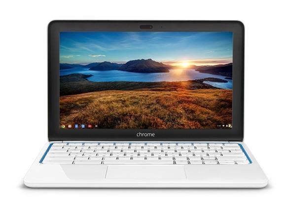 """HP 11.6"""" 11-1101 Dual-Core 16GB Chromebook"""
