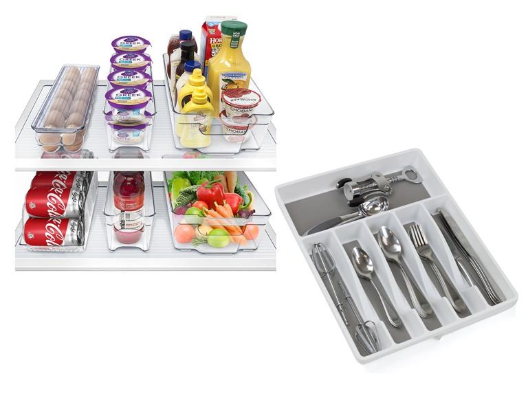 Sorbus Drawer or Freezer Organizer Bins