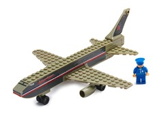 American Airlines 55-Pc Build-a-Jet