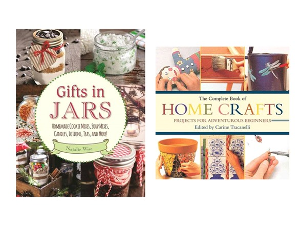 2PK Books: Gifts in Jars & Home Crafts HG96348A