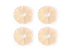 4pc Fragrance Disc Set: Vanilla Frosting