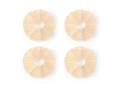 4pc Fragrance Disc Set: Vanilla Frosting