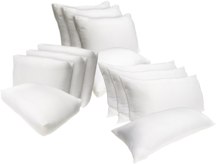 4-Pack Wellrest Pillows - Your Choice