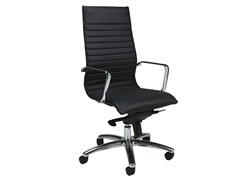 Kaffina Office Chair Black