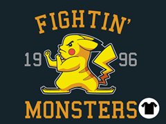Fightin' Monsters