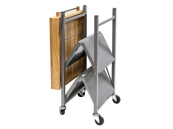 Origami Foldable Kitchen Island Cart (4 Colors)