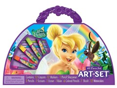 Disney Fairies Purse Art Set