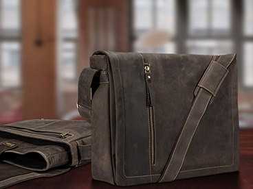 Visconti Leather Bags