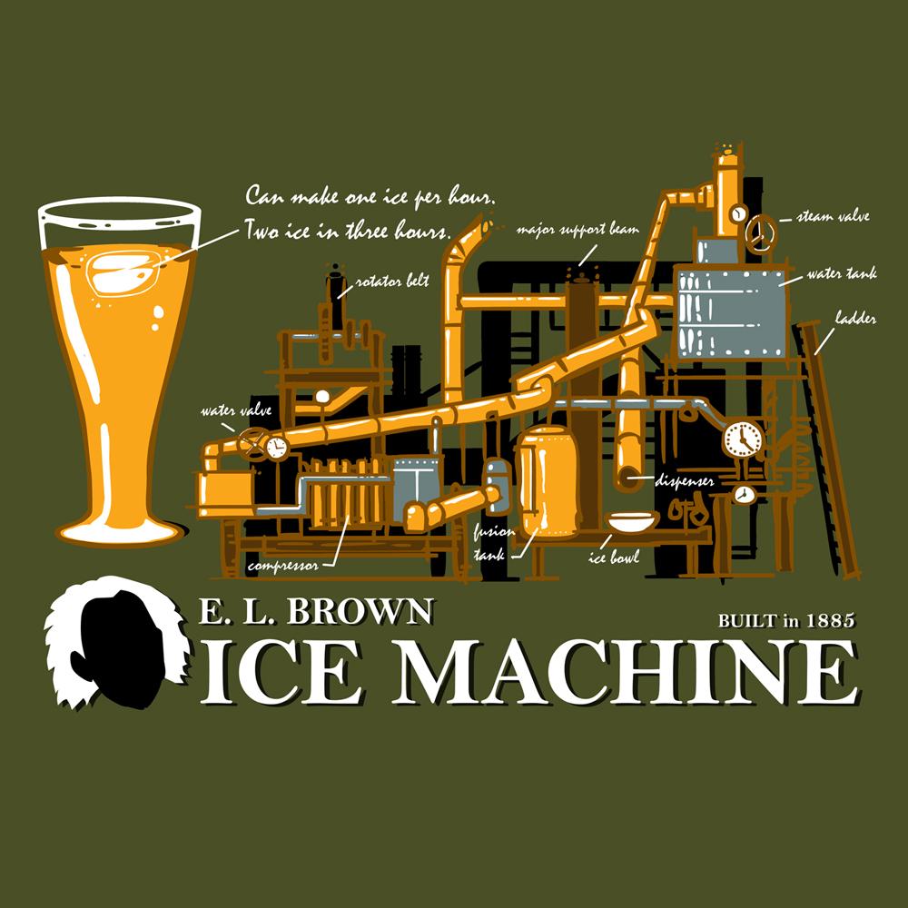 E. L. Brown Ice Machine