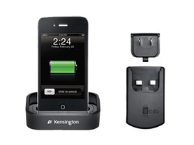 Charge and Sync 30-pin iPhone Dock with AC Wall Adapter
