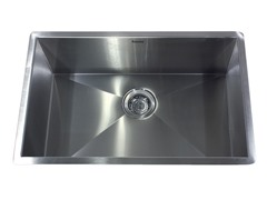 28-Inch Kitchen Sink, Stainless Steel