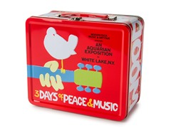 Woodstock Tin Lunch Box
