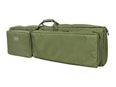 VISM Double Rifle Case - Green