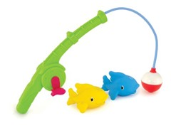 Munchkin Gone Fishin' Bath Toy Set