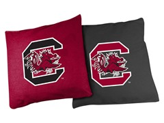 Set of 8 NCAA Bean Bags (Multiple Teams)